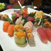 Photo taken at Iron Sushi by JennyJenny on 3/8/2012