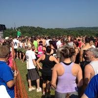 Photo taken at Barbarian Challenge Gadsden Battlefield by Josh D. on 6/23/2012