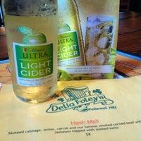 Photo taken at Delia Foley's Pub by @followfrannie B. on 5/9/2012
