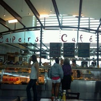 Photo taken at Caper's Café by Yancey F. on 8/19/2012