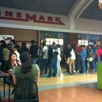 Photo taken at Cinemark by Alejandra S. on 7/25/2012