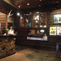 Photo taken at Chokchai Steak House by adisorn on 3/9/2012
