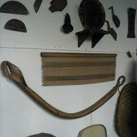 Photo taken at Museu Do Índio by Nayara M. on 8/4/2012