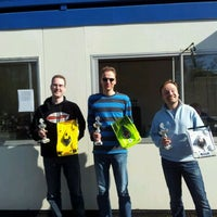 Photo taken at HFCC Racing Den Haag by Roiheed K. on 4/22/2012