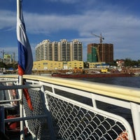 Photo taken at Теплоход Амур by Сергей Т. on 9/7/2012