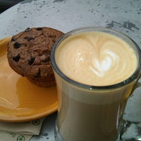 Photo taken at Lemonjello's Coffee by Amy T. on 7/22/2012