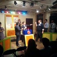 Photo taken at Strawdog Theatre Company by khambone on 8/11/2012