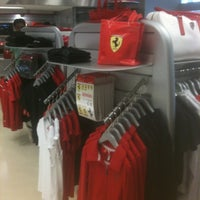 Photo taken at Ferrari Store by Walter G. on 6/23/2012