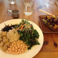 Photo taken at Angelica Kitchen by Michelle W. on 7/29/2012