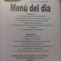 Photo taken at La Clotxa by Clotxa V. on 7/31/2012