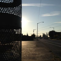 Photo taken at Bus Stop #531 - Pacific and Sawyer W bound by Mathias E. on 9/13/2012