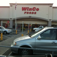 Photo taken at WinCo Foods by Nicholas W. on 5/12/2012