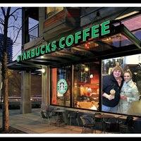 Photo taken at Starbucks by Alex F. on 3/18/2012