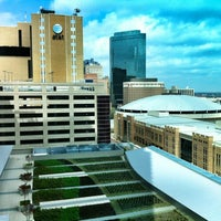 Photo taken at Omni Fort Worth Hotel by Chris T. on 3/13/2012