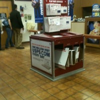 Photo taken at U.S. Post Office by Melodrama M. on 4/17/2012