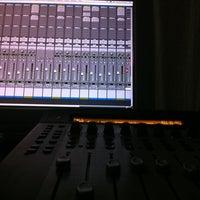"Photo taken at Prosantana Recording Studio, Creative Studio by Carlos ""Charlie"" S. on 5/21/2012"