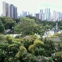 Photo taken at Hotel Grão Pará by Daecio D. on 5/20/2012