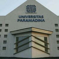 Photo taken at Universitas Paramadina by nandang r. on 6/21/2012