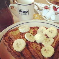 Photo taken at IHOP by Alicia T. on 6/23/2012