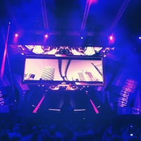 Photo taken at Privilege Ibiza by Andrew S. on 7/31/2012