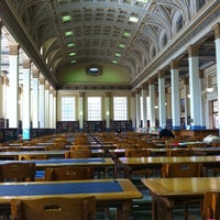 Photo taken at Barr Smith Reading Room by Clare M. on 4/26/2012