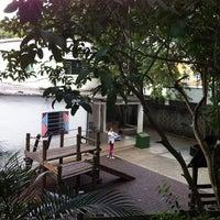 Photo taken at Projeto MARCO by Fernanda M. on 3/22/2012