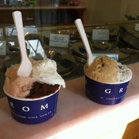 Photo taken at Grom by Tom C. on 3/10/2012