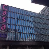 Foto tirada no(a) Hotel Casa Amsterdam por Jeffrey R. em 7/7/2012