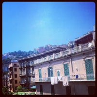 Photo taken at Via del Parco Margherita by Fabiana A. on 6/17/2012