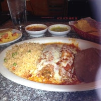 Photo taken at Dos Lunas Mexican Cafe by Terrence H. on 6/5/2012