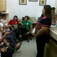 Photo taken at Central Laboratory, Caloocan Health Department by Maricris N. on 4/10/2012