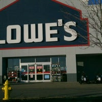 Photo taken at Lowe's Home Improvement by bob s. on 3/11/2012