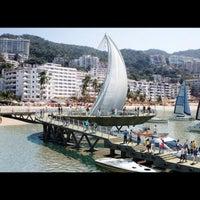 Foto tomada en Playa de los Muertos por CARLOS G. el 8/4/2012