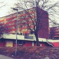 Photo taken at Fisksätra (L) by Ramona D. on 2/9/2012