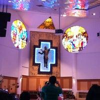 Photo taken at Catholic Church of the Holy Trinity by John B. on 3/25/2012