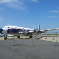 Photo taken at Carolinas Aviation Museum by ماجد ا. on 9/8/2012