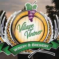 Photo taken at The Village Vintner Winery & Brewery by Kevin B. on 5/27/2012