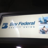 Photo taken at Bay Federal Credit Union by David C. on 3/9/2012