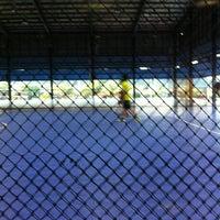 Photo taken at Sports Arena Sentosa by Aina Z. on 5/3/2012
