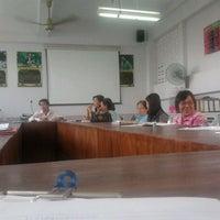Photo taken at บ้านหนองเสือ by ไพโรจน์ ค. on 2/17/2012