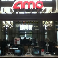 Photo taken at AMC Van Ness 14 by John G. on 8/19/2012
