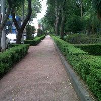 Foto tirada no(a) Parque Las Américas por Adri D. em 7/4/2012