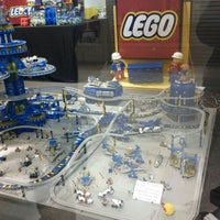Photo taken at Lego Store by Michael B. on 2/19/2012
