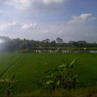 Photo taken at Kereta Cirebon Express by Mamang N. on 6/7/2012