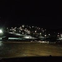 Photo taken at Gunstock Mountain Resort by Justin Z. on 2/28/2012