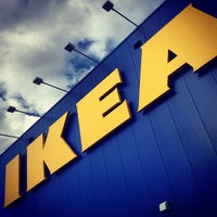 Photo taken at IKEA by Lucas B. on 7/29/2012