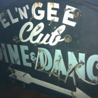 Photo taken at El N' Gee Club by Sarah L. on 4/28/2012