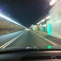 Photo taken at Gotthard Strassentunnel by Michele C. on 6/16/2012