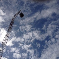 Photo taken at Pattaya Bungy Jump by Swapnil P. on 6/14/2012