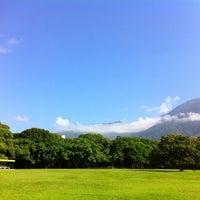 Photo taken at Parque Generalísimo Francisco de Miranda by Caps on 5/27/2012